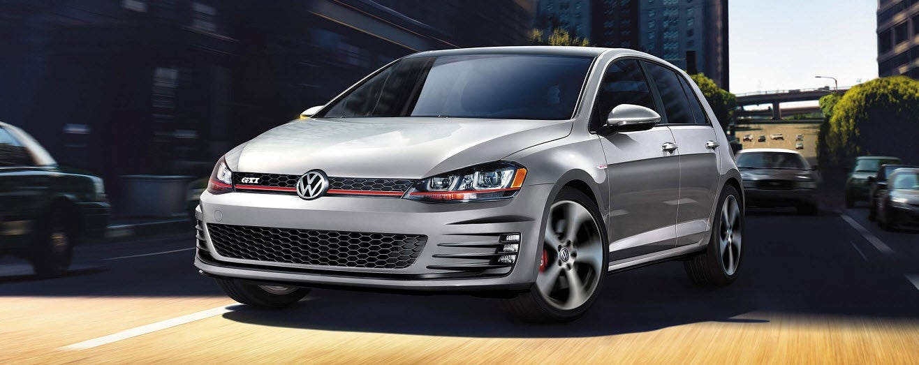 2018 Golf Gti Quick Facts