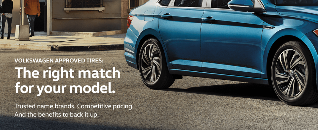 Discount Tires near Me | Andy Mohr Volkswagen of Avon